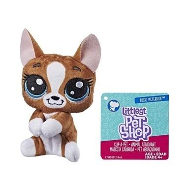 Littlest Pet Shop Littlest Pet Shop Miniş Mini Peluş Renkli